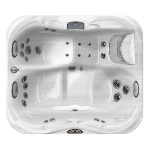 Jacuzzi J-315 Hot Tub Overhead View
