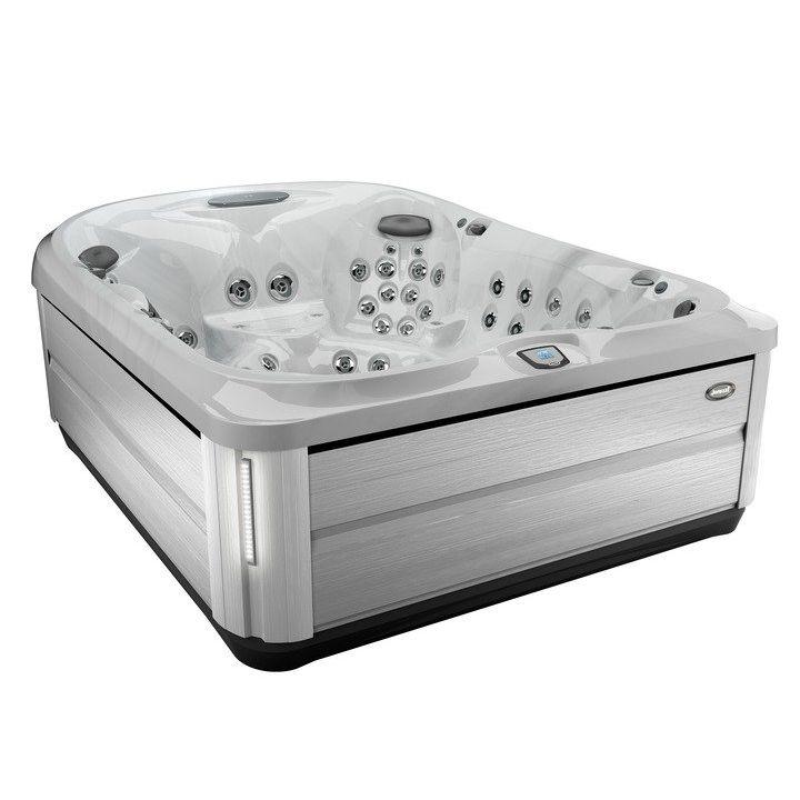 J-495 Platinum Brushed Grey