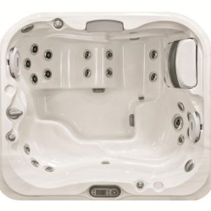 Jacuzzi J-415 Hot Tub Overhead View