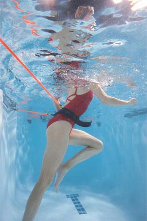 Jacuzzi AFS 13 Sport Swim Spa Exercises