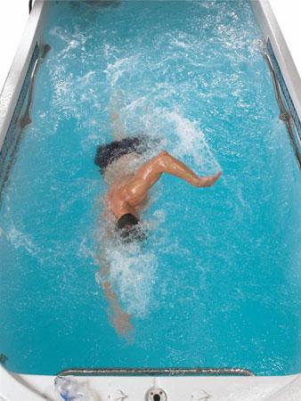 Jacuzzi AFS 13 Sport Swim Spa Swimming
