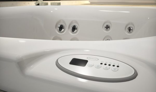 Jacuzzi City Spa Hot Tub Controls