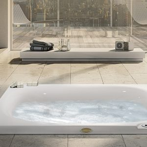Jacuzzi City Spa Italian Design Hot Tub