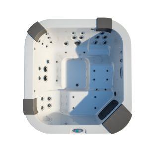 Jacuzzi Santorini Hot Tub Overhead