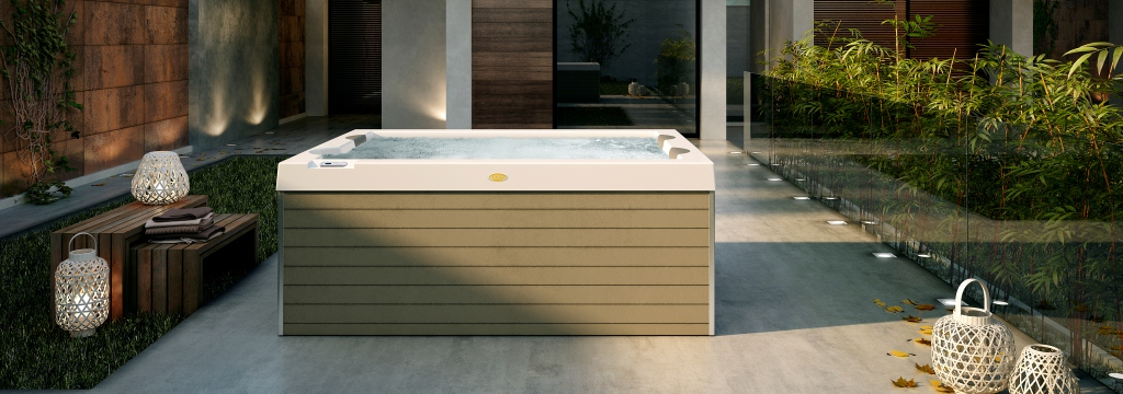 Jacuzzi Unique Hot Tub Italian Design